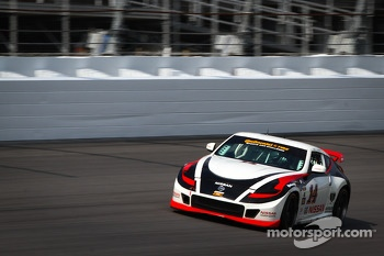 #14 Doran Racing Nissan 370Z: Tim Bell, BJ Zacharias