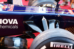 Scuderia Toro Rosso STR8 front suspension detail