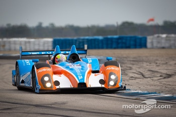 #8 BAR 1 Motorsports Oreca FLM09 Chevrolet: Kyle Marcelli, Chris Cumming, Stefan Johansson