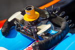 Steering wheel for BAR 1 Motorsports Oreca FLM09 Chevrolet