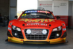 #6 Rod Salmon Audi R8 LMS: Rod Salmon, Craig Lowndes, Warren Luff