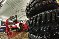 Michelin snow tyres