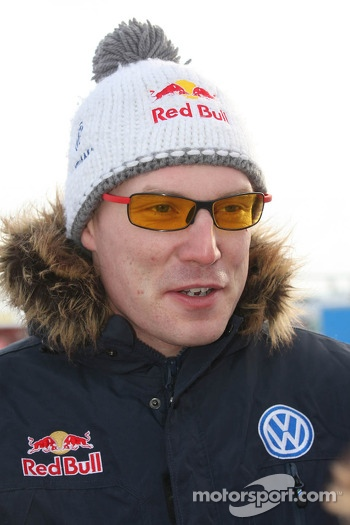 Jari-Matti Latvala, Volkswagen Motorsport