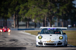 #66 TRG Porsche 911 GT3 Cup: Ben Keating, Damien Faulkner, Craig Stanton