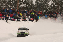 Sepp Wiegand and Timo Gottschalk, Skoda Fabia S2001