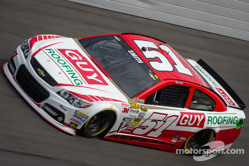 Regan Smith, Phoenix Racing Chevrolet