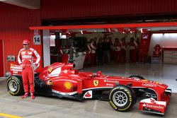 Fernando Alonso, Scuderia Ferrari with the F138