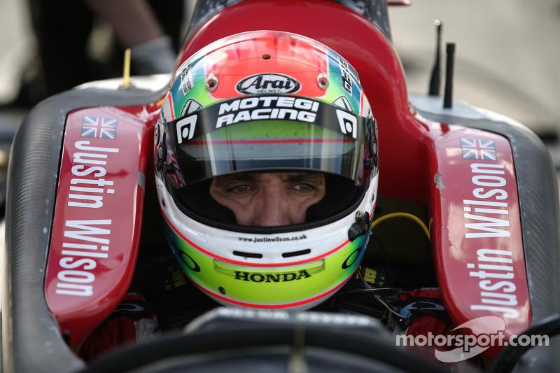 Justin Wilson, Motegi Racing