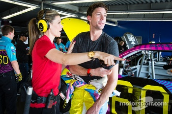 Travis Pastrana with Jamie Little