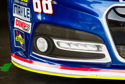 Front end spolier of Dale Earnhardt Jr., Hendrick Motorsports Chevrolet