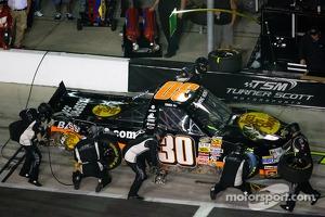 Ryan Truex in the pits