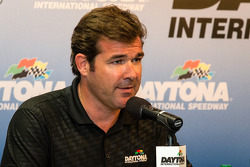 Post-race press conference: Joie Chitwood, Daytona International Speedway President