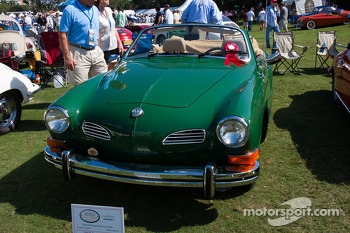 1974 VW Karmann Ghia Convertible