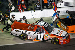 Pit stop for Timothy Peters