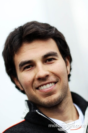Sergio Perez, McLaren