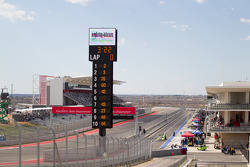 COTA atmosphere
