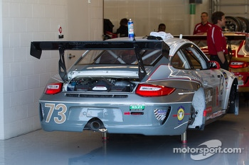 #73 Park Place Motorsports Porsche GT3: Patrick Lindsey, Patrick Long