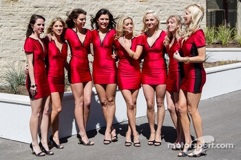 The lovely COTA girls