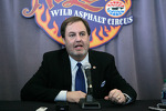 Texas Motor Speedway President Eddie Gossage