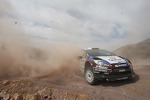 Evgeny Novikov and Ilka Minor, Ford Fiesta WRC, Qatar M-Sport WRT