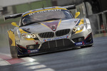 The Marc VDS BMW Z4 during testing