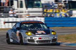#10 Dempsey Racing Porsche 911 GT3 Cup: Michael Avenatti, Andrew Davis, Bob Faieta