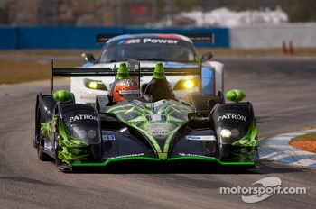 #02 Extreme Speed Motorsports HPD ARX-03b: Ed Brown, Johannes van Overbeek, Anthony Lazzaro