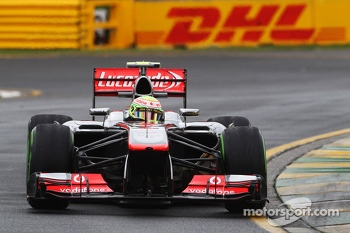 Sergio Perez, McLaren MP4-28