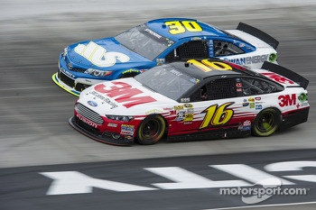 David Stremme, Swan Racing Toyota, Greg Biffle, Roush Fenway Racing Ford