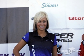 Grid girl