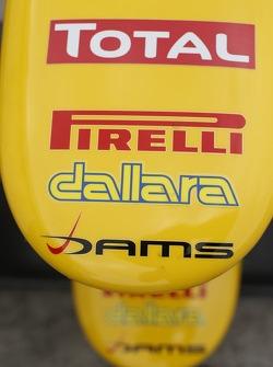 Dams logo