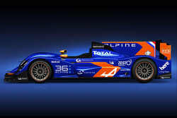 Signatech-Alpine LMP2 launch