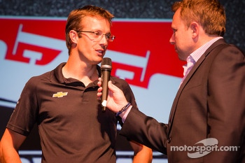 Drivers presentation: Sbastien Bourdais, Dragon Racing Chevrolet