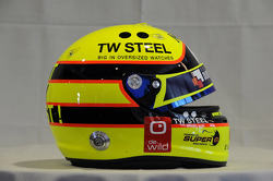 Helmet, Tom Coronel, BMW E90 320 TC, ROAL Motorsport