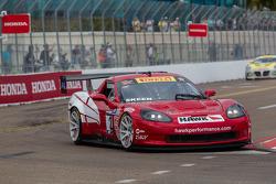 Mike Skeen, Chevy Corvette