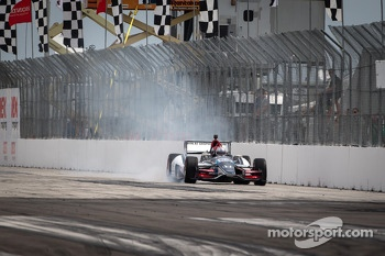 IndyCar two-seater experience driven by Mario Andretti