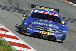 Gary Paffett, AMG DTM-Team, AMG Mercedes C-Coupe