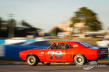 #78 1969 Chevrolet Camaro Z28: Richard Lind