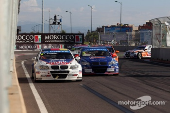 Franz Engstler, BMW E90 320 TC, Liqui Moly Team and Fredy Barth, BMW E90 320 TC, Wiechers-Sport