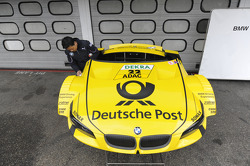 Timo Glock,  BMW Team MTEK, BMW M3 DTM, car body parts