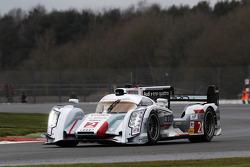 Tom Kristensen, Loic Duval,  Allan McNish, Audi Sport Team Joest, Audi R18 e-tron quattro