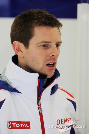 Anthony Davidson, Toyota