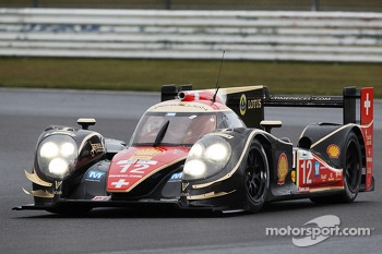 Nicolas Prost, Neel Jani, Nick Heidfeld, Rebellion Racing, Lola B12/60 Coupe, Toyota