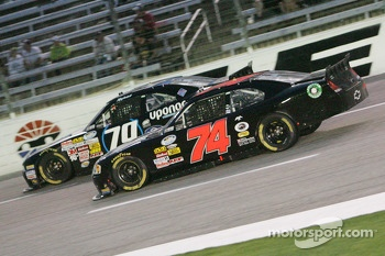 Jeffrey Earnhardt and Kevin Lepage