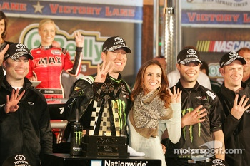 Victory Lane Celebration