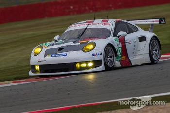 #92 Porsche AG Team Manthey Porsche 911 RSR: Marc Leib, Richard Leitz, Romain Dumas