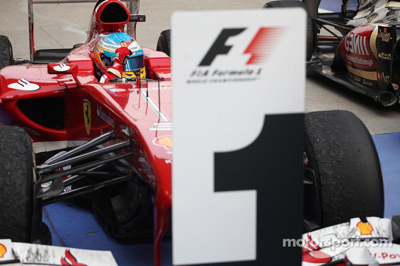 China 2013 : 10de succes voor Maranello, in aanwezigheid van Piero Ferrari