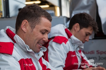 Tom Kristensen, Loic Duval