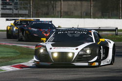 #6 Phoenix Racing Audi R8 LMS Ultra: Christopher Haase, Oliver Jarvis, Harold Primat