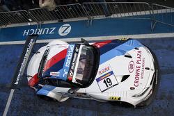 The winning car of Dirk Müller, Jörg Müller, Augusto Farfus Jr., BMW Team Schubert, BMW Z4 GT3